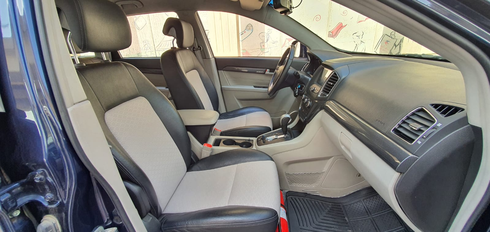 Chevrolet Captiva 2017