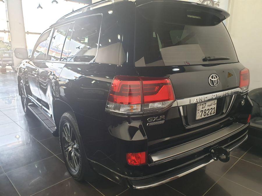 Toyota Land Cruiser GXR 2020