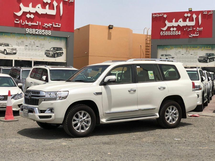 Toyota Land Cruiser GXR 2021