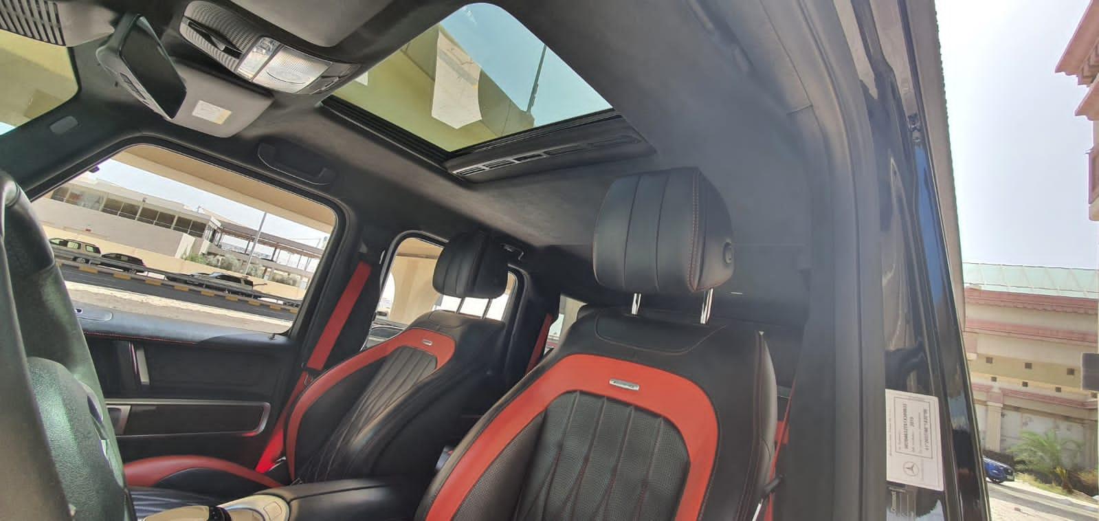 Mercedes-Benz G63-AMG 2019