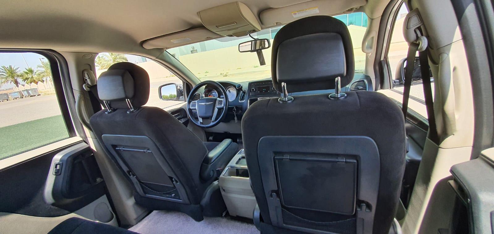 Chrysler Grand Voyager 2012