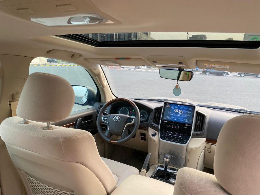 Toyota Land Cruiser GXR 2018