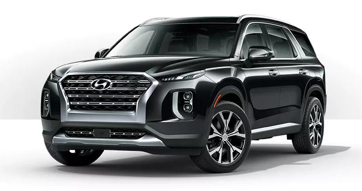 Hyundai Palisade - Basic 2020