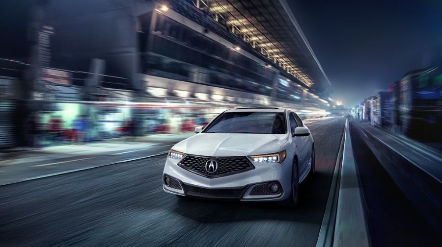 Acura TLX A-Spec 2020