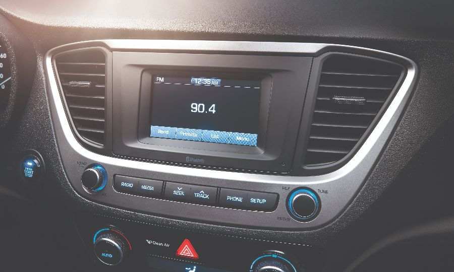 Hyundai Accent RB 1.6L 2020