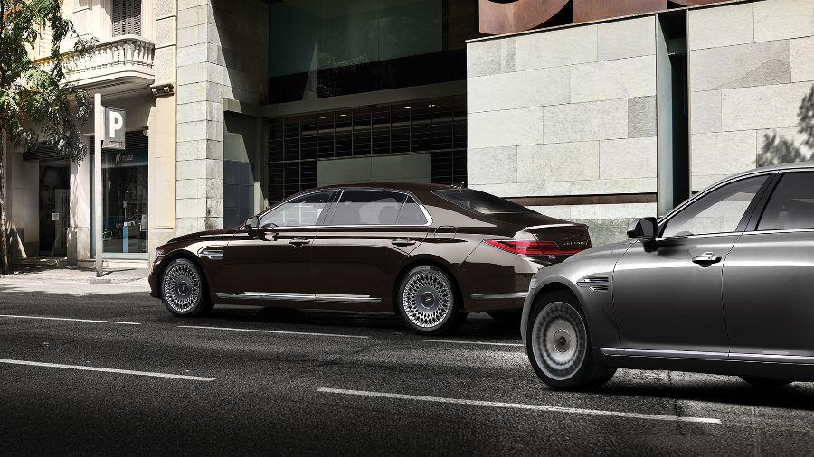 Genesis G90 5.0 Royal 2020