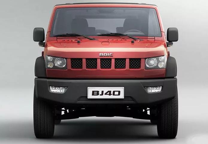 Baic BJ40 2020
