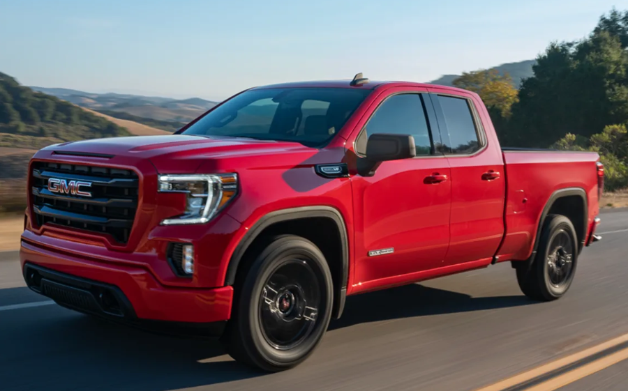 GMC  Sierra Elevation EXT 2020