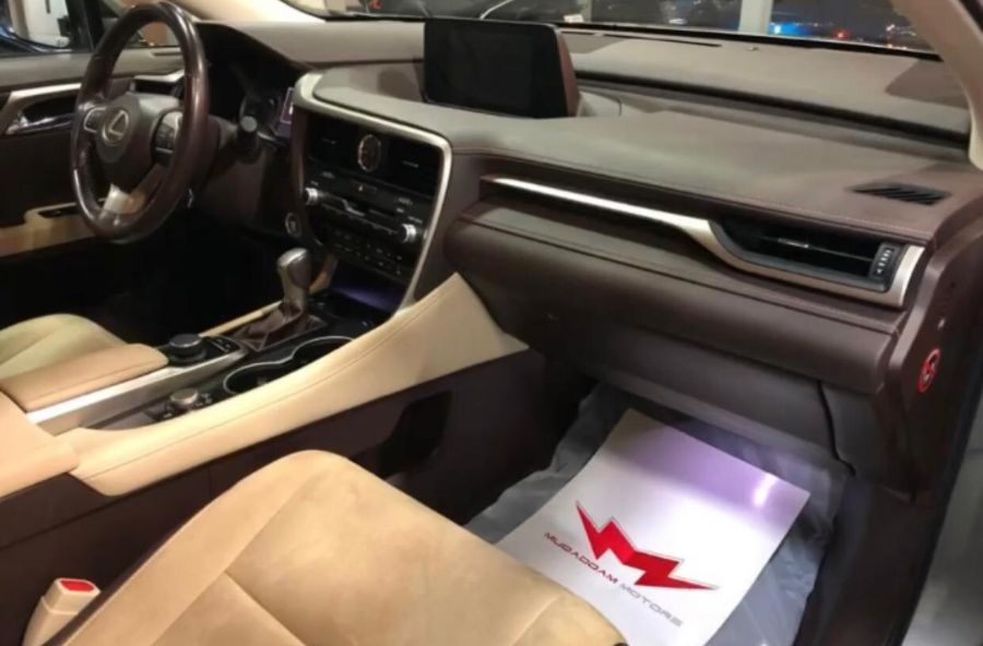 Lexus RX350 2016