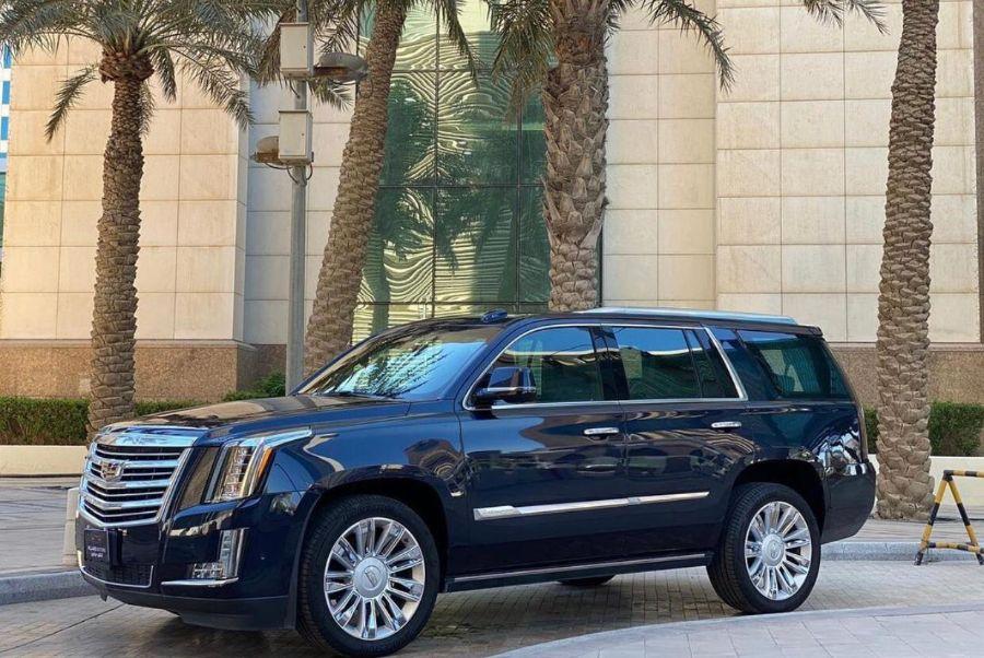Cadillac Escalade Platinum 2018