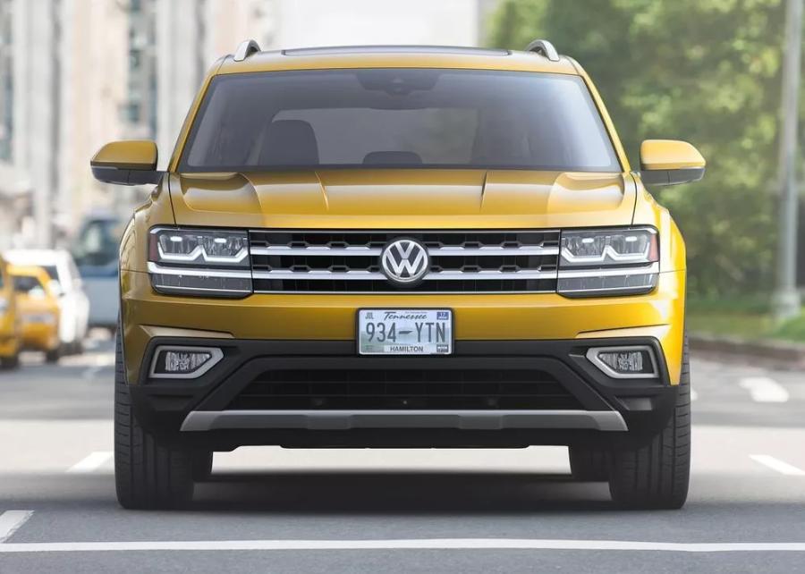Volkswagen Teramont S 2020