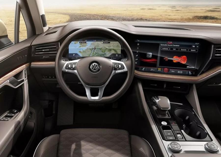 Volkswagen Touareg - Comfort 2019