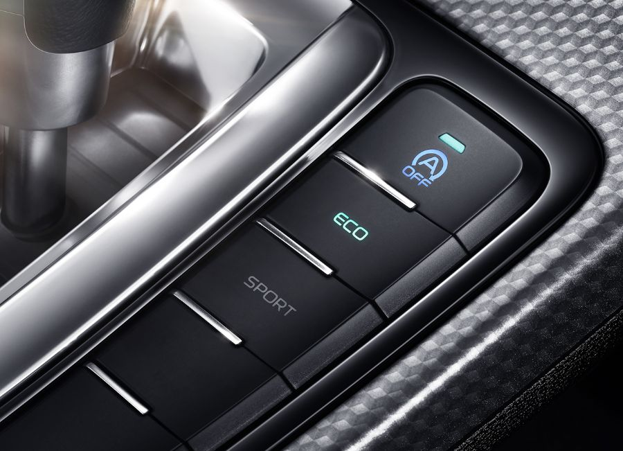 Geely Emgrand GS - Comfort 2020