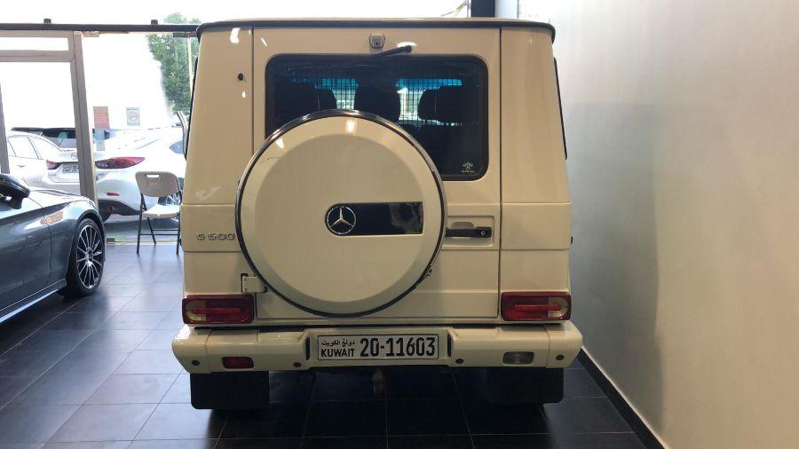 Mercedes-Benz G500 2012
