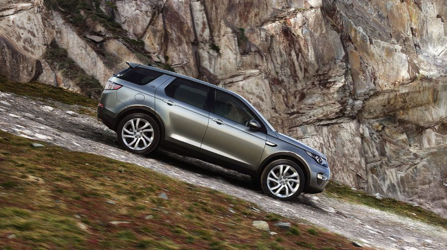 Land Rover Discovery Sport SE 2020