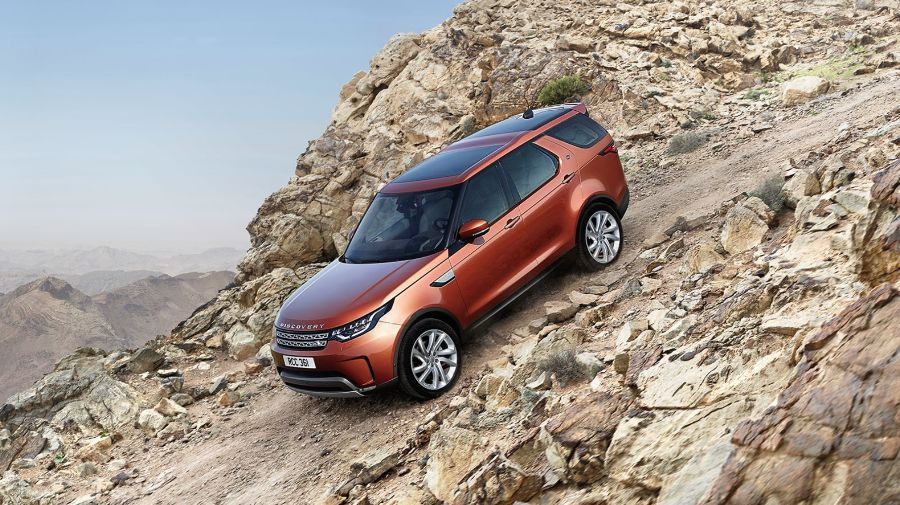 Land Rover Discovery HSE 2.0L 2020