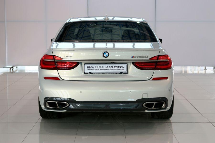 BMW M760 Li 2018