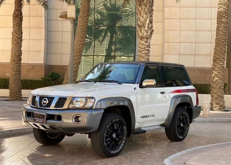 Nissan Patrol - Super Safari 2019