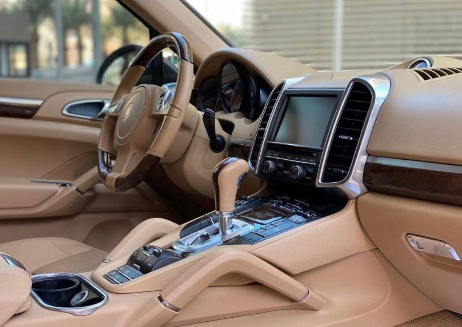 بورش كايين S 2012
