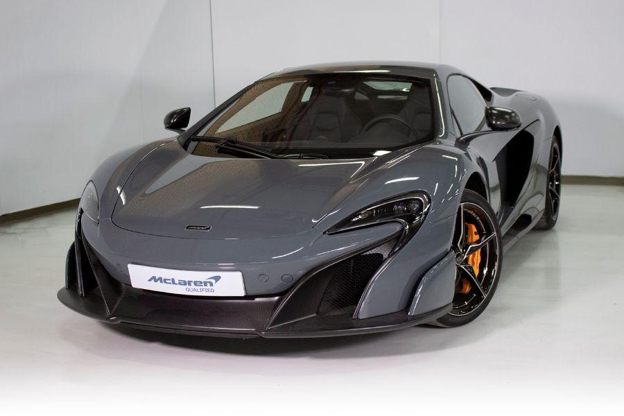 McLaren 675LT 2016