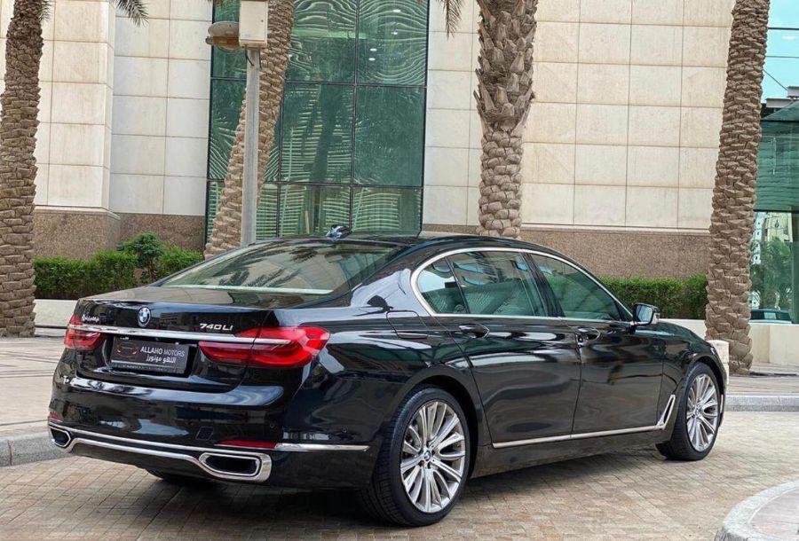 BMW 740Li 2017