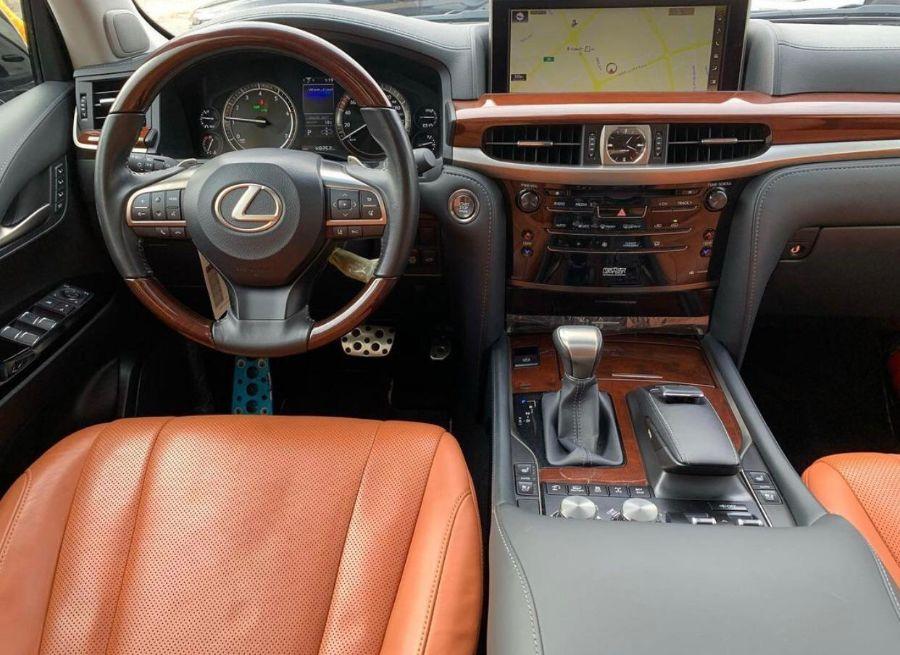 Lexus LX 570 Sport 2019