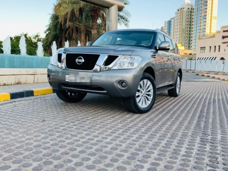 Nissan Patrol SE 2012