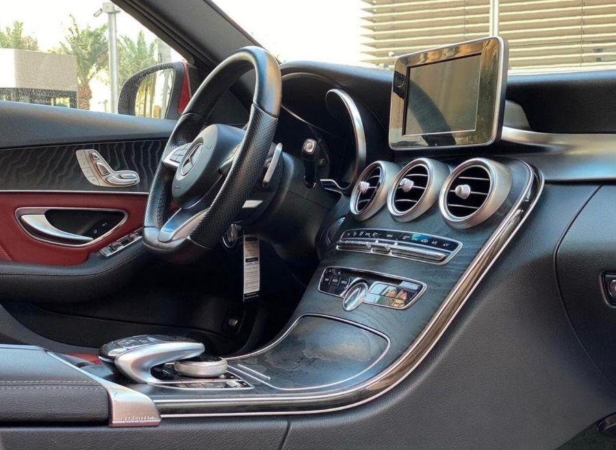 Mercedes-Benz C200 2017
