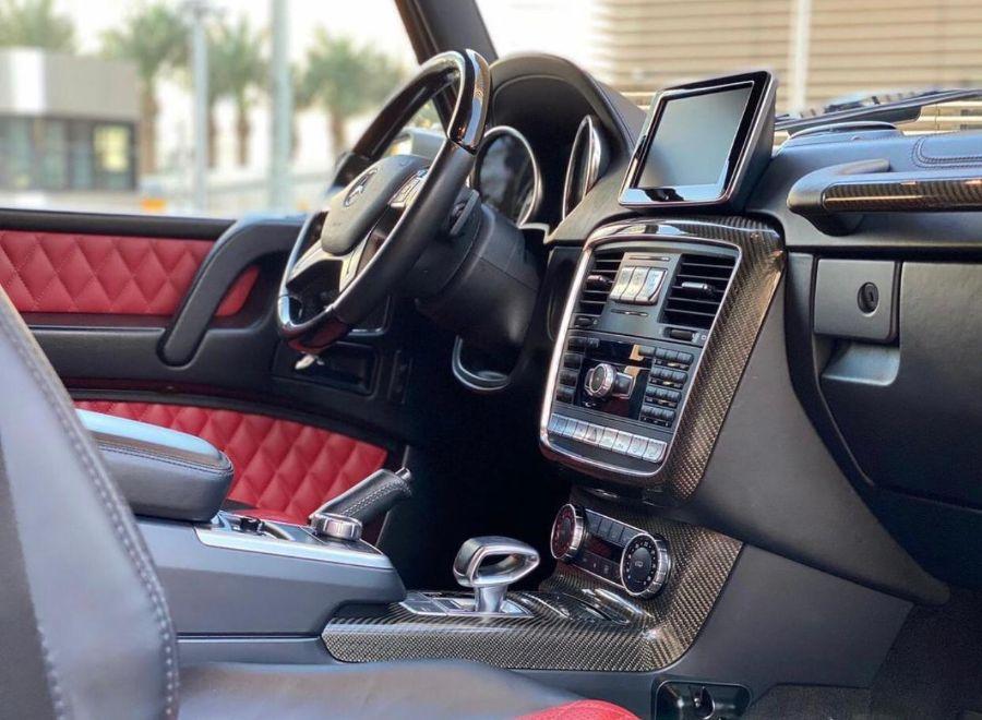 Mercedes-Benz G63-AMG 2015