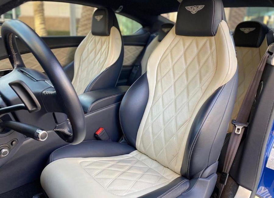 Bentley Continental GT 2015