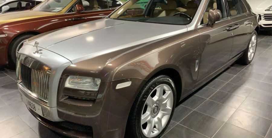Rolls-Royce Ghost 2011
