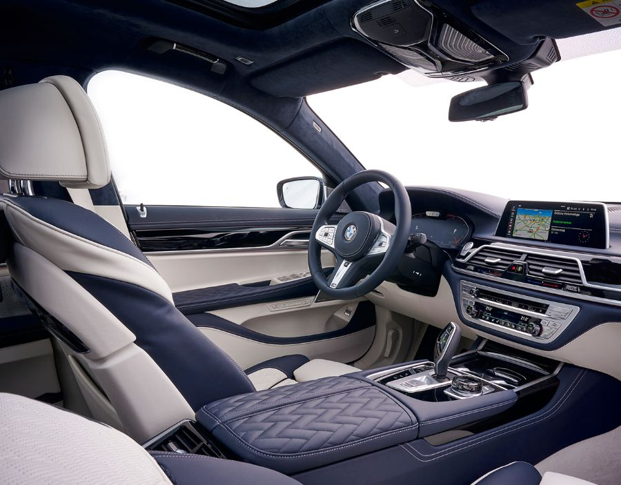 BMW 730Li 2021