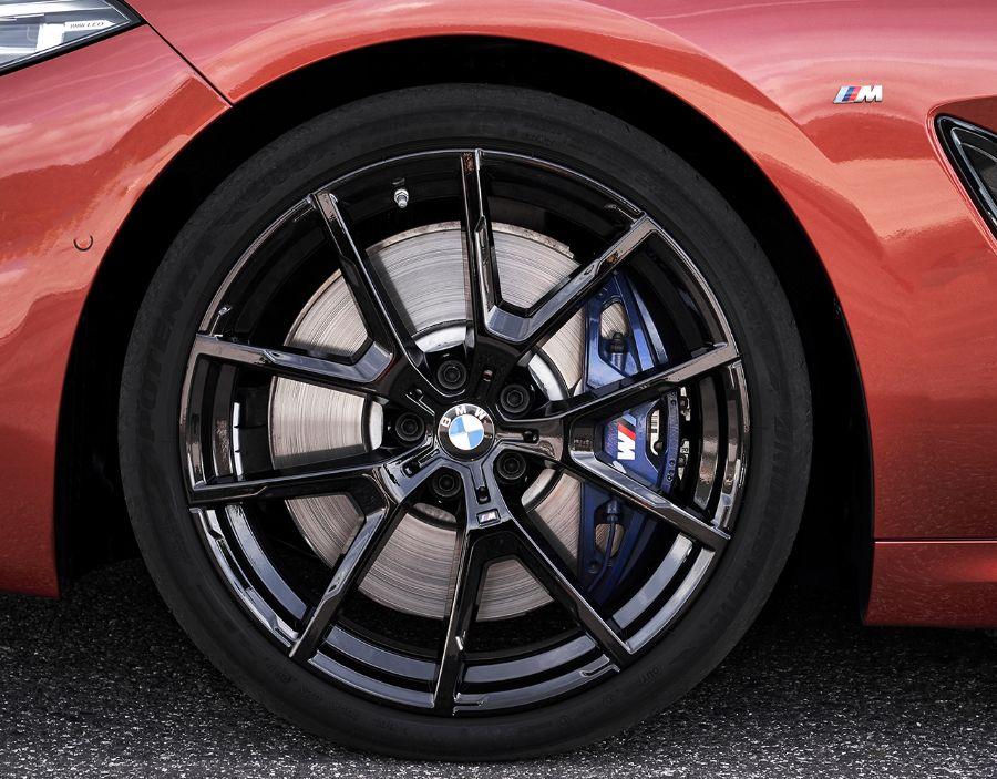BMW 840i Coupe 2021