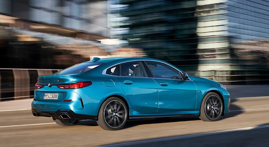 BMW 218i Gran Coupe 2021