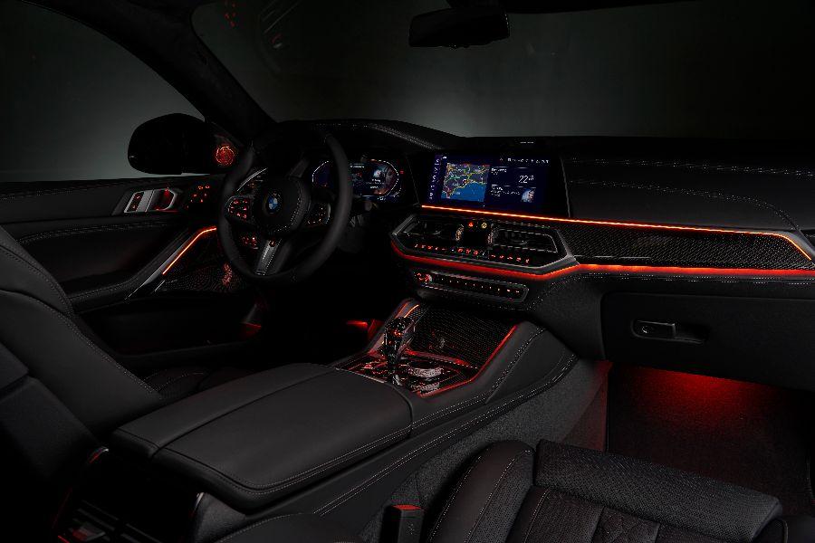 BMW X6 40i 2021