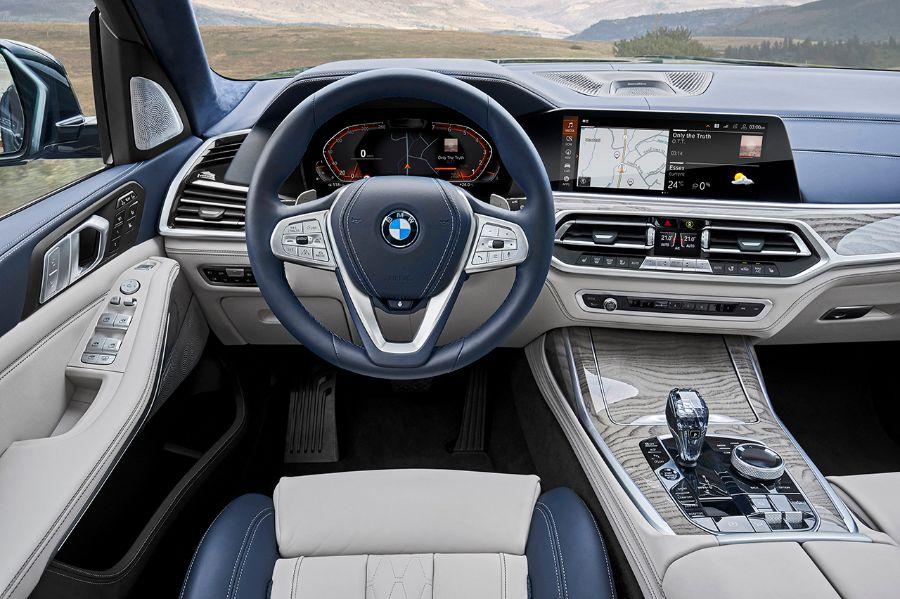 BMW X7 40i 2020