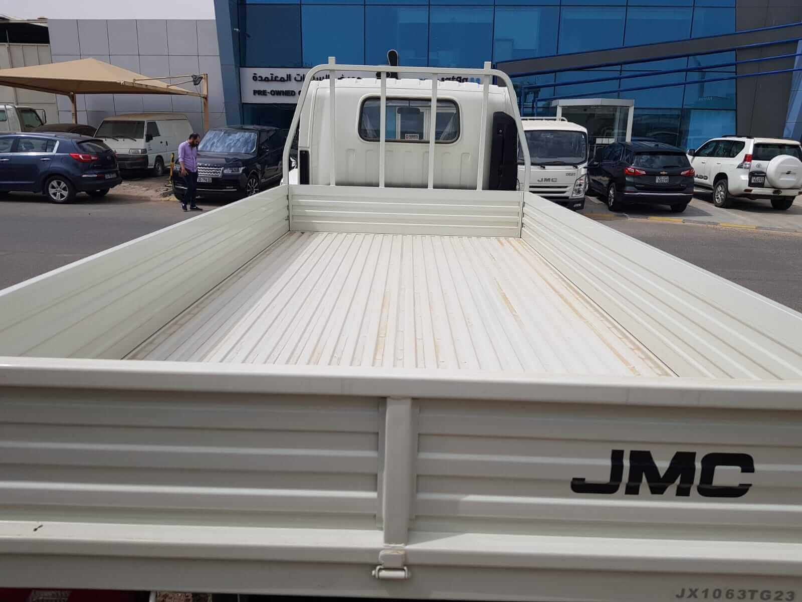 JMC Conquer Single cabin 2020