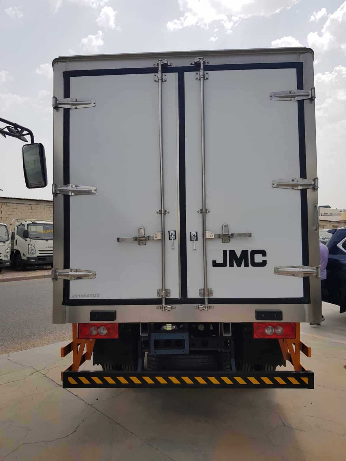 JMC Carrying plus - Refrigerated Truck 2020