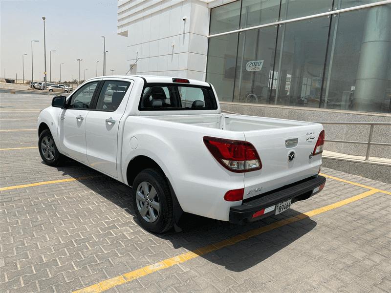 Mazda BT-50 2016