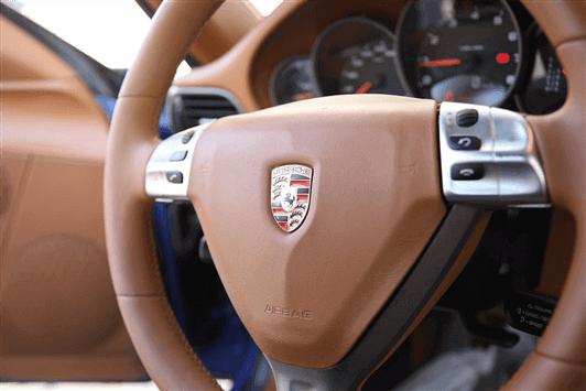 Porsche 911 Carrera S 2008