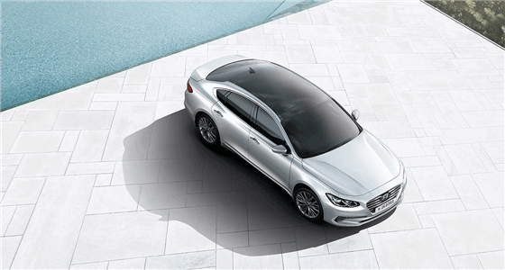 Hyundai Azera - STD 2020