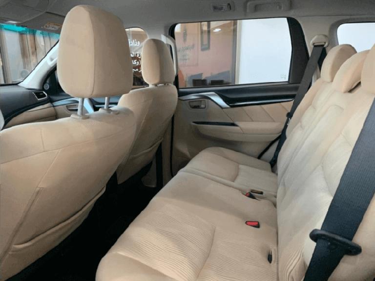 Mitsubishi Montero Sport 2017