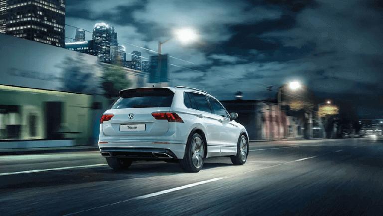 Volkswagen Tiguan SEL 2020