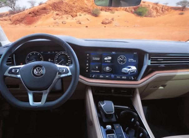 Volkswagen Touareg - Highline 2020