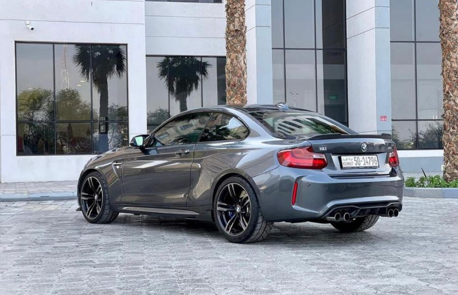 BMW M2 Competition 2017