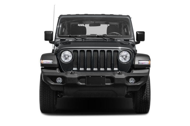 Jeep Wrangler Sport 2Dr 2020