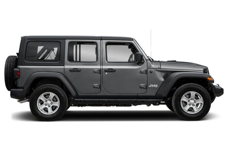 Jeep Wrangler Sport 4Dr 2020