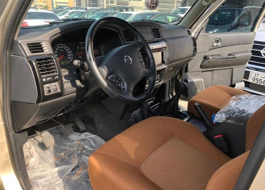 Nissan Patrol - Super Safari 2020