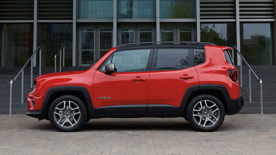Jeep Renegade Limited 2020