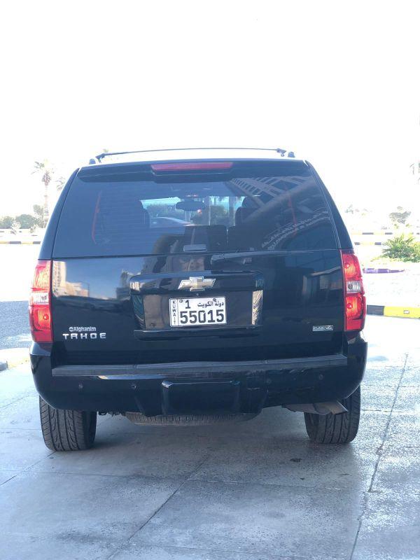 Chevrolet Tahoe LTZ 2011